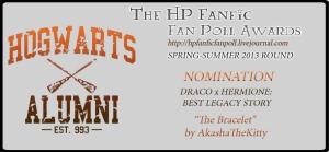 AkashaTheKitty-Dramione-Legacy-Nomination-TheBracelet