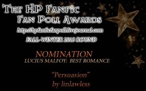 Lucius-Romance-linlawless-Persuasion