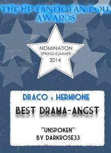 darkrose33-Dramione-Unspoken